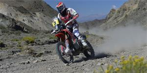 Dakar Rally: Joan Pedrero Rides Sherco To Stage Win