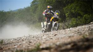 Dakar Rally: Marc Coma Wins Stage Nine