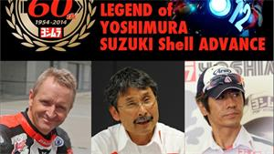 Kevin Schwantz Set For Suzuka 8 Hour Return