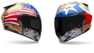 Product Showcase: COTA Special-Edition Bell Helmet