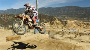 Sutherlin's Race, Bell's Title at Glen Helen WORCS