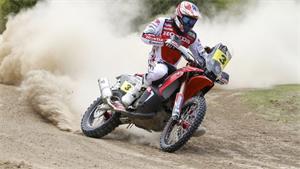 Dakar Rally: Honda's Joan Barreda Wins First Stage