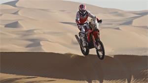Abu Dhabi Desert Challenge: Honda's Joan Barreda Takes Stage Win