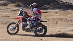 Joan Barreda Wins Stage Three Of Morocco Rally