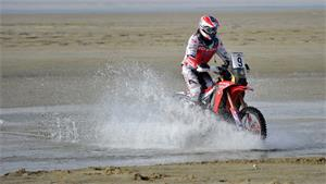 Joan Barreda Takes Over In Sealine Rally