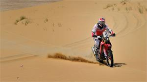 Joan Barreda On Top In Stage One Of Sealine Rally