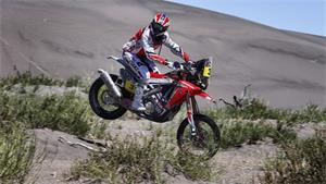 Dakar Stage 3: Barreda Turns It On In Mountains