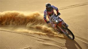 Morocco Rally: Joan Barreda Back On Top