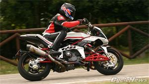2013 Bimota Tesi 3D: FIRST RIDE