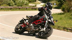 Bimota DB10 Motard: FIRST RIDE