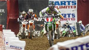 Bowers Sweeps Kansas City Arenacross