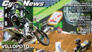 Issue 14: Ryan Villopoto Wins, First Ride MV Agusta 800 Brutale Dragster