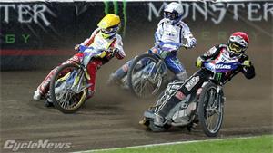 Woffinden Wins Czech World Speedway GP