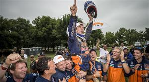 Coma Does It! KTM's Marc Coma Victorious at 2015 Dakar Rally
