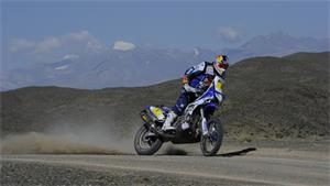 Dakar Rally: Cyril Despres Gets His First Win