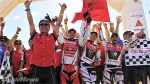 Morocco Rally: Goncalves Wins Race And World Title