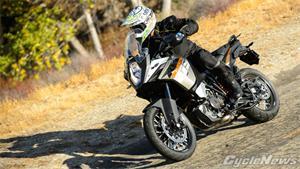 KTM 2013 1190 Adventure: FIRST RIDE