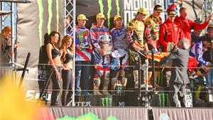 Motocross: AMA Announces U.S. MX of Nations Team