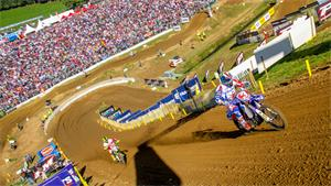 France Tops Motocross Of Nations Qualifying In France
