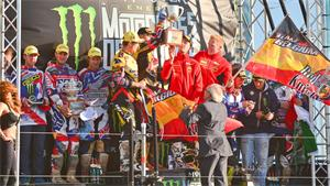 Team Belgium Savors Motocross of Nations Victory