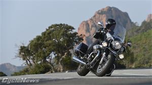 2013 Moto Guzzi California 1400: FIRST RIDE