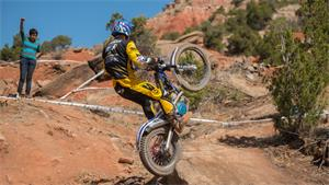 MotoTrial: Pat Smage Takes Double Win In Texas