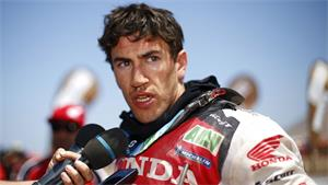 Dakar Rally: Joan Barreda Wins Stage 10