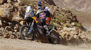Stage 11 to Barreda, Coma Stretches Lead