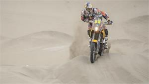 Dakar Rally: Stage 11 To Marc Coma