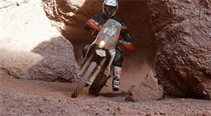 Toby Price Tackles Stage 12 at Dakar Rally