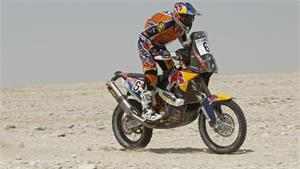 Sam Sunderland Wins Sealine Rally Stage