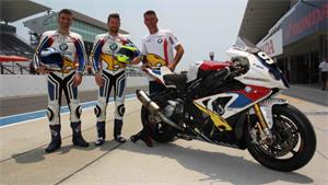 Suzuka 8 Hours: BMW Leads, Schwantz 10th
