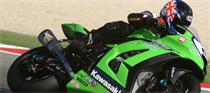 Riding Kawasaki's World Superbike: RACER TEST