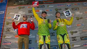 Tyler Bowers Captures Fourth Straight Arenacross Title