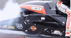 Video: Vance & Hines Drag Racing – The Quest For 4