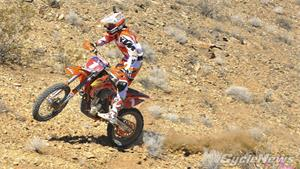 Caselli Back On Top