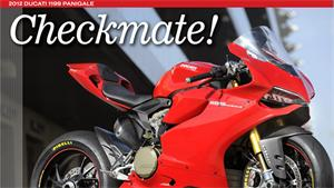 2012 Ducati 1199 Panigale: FIRST RIDE