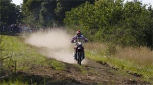 HRC Gains Control at Dakar Rally