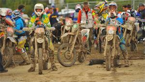 Ryan Sipes Leads The Way At The ISDE With One Day Left
