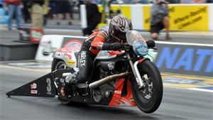 Krawiec Opens NHRA Season With A Win