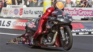 Matt Smith Moves Closer To Second NHRA Title At Reading