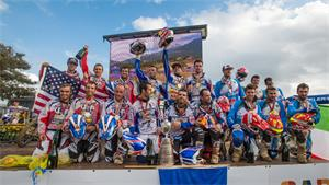 USA Finishes Second At Sardinia ISDE