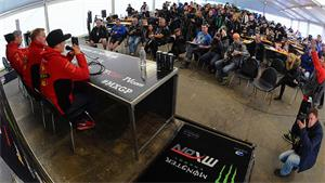 Motocross of Nations: Press Conference Kicks Things Off In Latvia