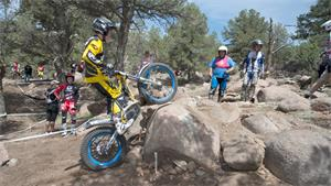 MotoTrials: Andrew Putt Signs With Sherco USA And RYP