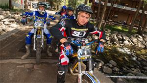 MotoTrials: Pat Smage Back With Sherco