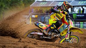Motocross of Nations: Team USA Off To Rough Start