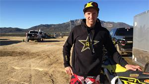 Supercross: Teams Prepare For Anaheim Opener