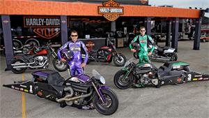 Vance & Hines Goes For Eye Candy