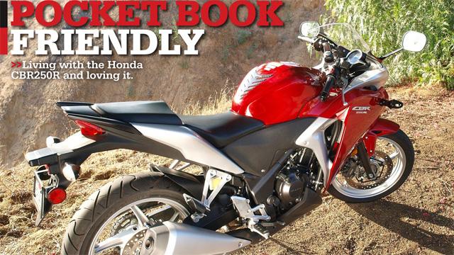 2012 Honda CBR250R: FIRST RIDE - Cycle News