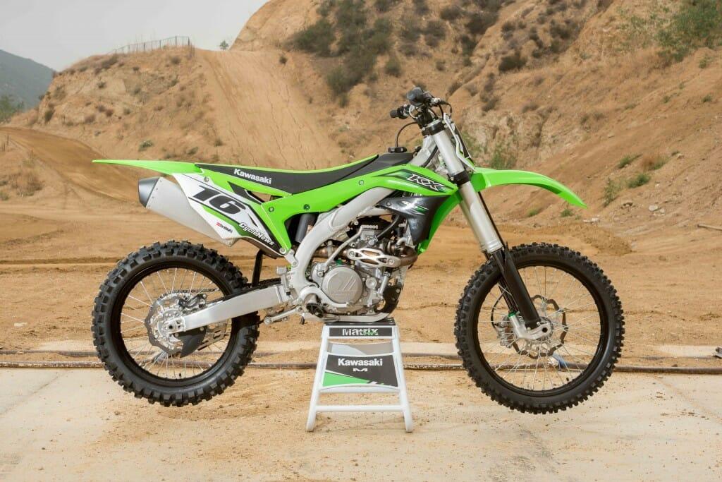 2016 450 Motocross Shootout - Cycle News
